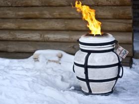 Можно ли готовить в тандыре зимой?