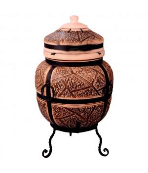 Тандыр Армянский 75л (Камень) на дровах